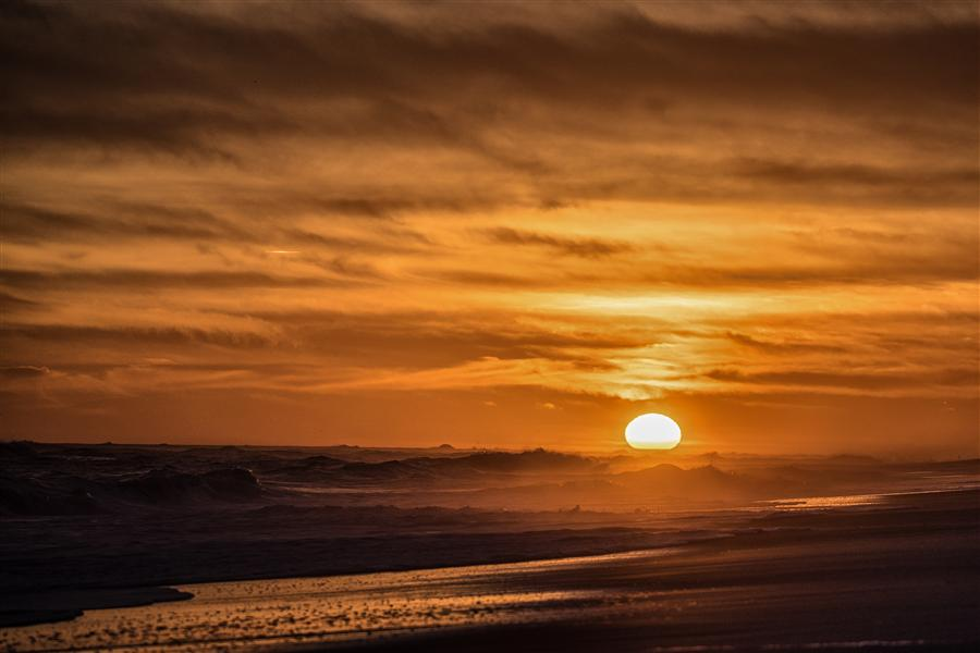 Discover Original Art by Michael Busch | Fire Island Sunset photography | Art for Sale Online at UGallery
