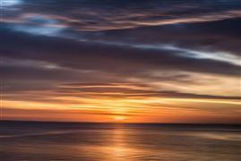 Seascape art,Representational art,photography,Morning Blur