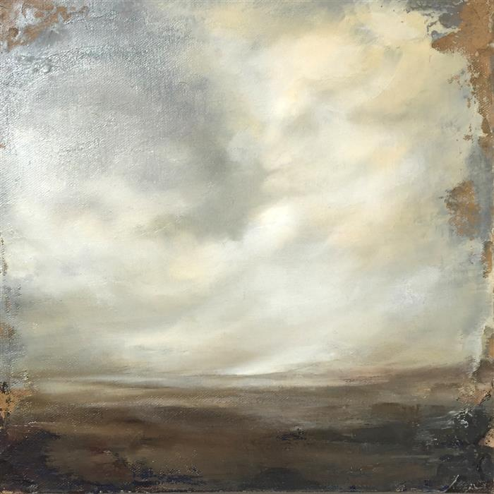 Original art for sale at UGallery.com | Escape It All by FAITH TAYLOR | $400 | Oil painting | 12' h x 12' w | http://www.ugallery.com/oil-painting-escape-it-all