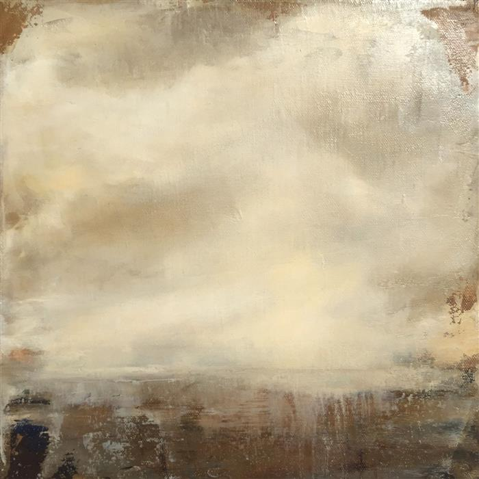 Original art for sale at UGallery.com | Completely Drenched by FAITH TAYLOR | $400 | Oil painting | 12' h x 12' w | http://www.ugallery.com/oil-painting-completely-drenched