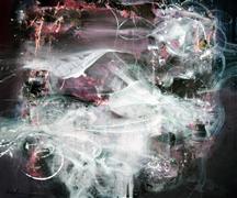 Abstract art,Expressionism art,Non-representational art,acrylic painting,Dark Beauty