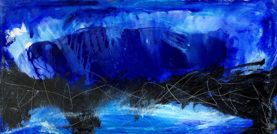 Discover Original Art by Robert Erod | Ocean Views mixed media artwork | Art for Sale Online at UGallery