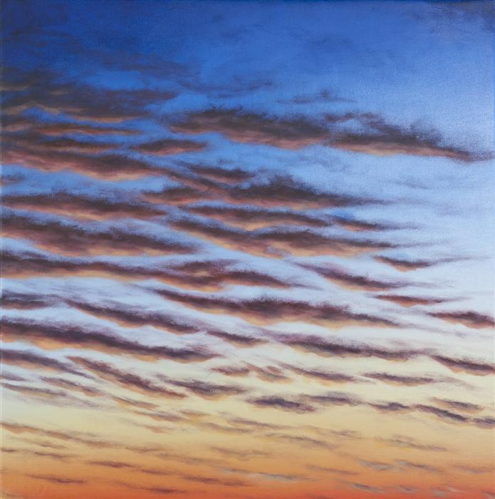 Discover Original Art by Laura Guese | December Dawn oil painting | Art for Sale Online at UGallery