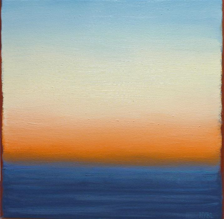 Original art for sale at UGallery.com | Transitions by HEIDI HYBL | $950 | Oil painting | 20' h x 20' w | http://www.ugallery.com/oil-painting-transitions