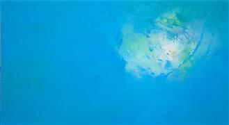 Abstract art,Minimalism art,Non-representational art,oil painting,Phenomenon - Echo