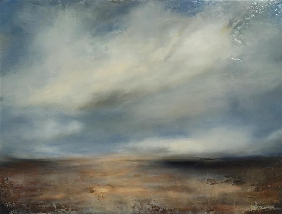 Original art for sale at UGallery.com | Between the Shadows by FAITH TAYLOR | $825 | Oil painting | 18' h x 24' w | http://www.ugallery.com/oil-painting-between-the-shadows