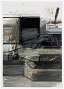Abstract art,Architecture art,Expressionism art,Non-representational art,mixed media artwork,Mixed