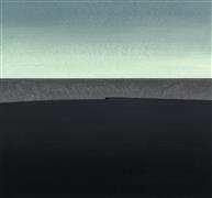 Landscape art,Western art,Representational art,Modern  art,printmaking,Silent Canyon