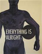 Nudes art,Street Art art,Representational art,acrylic painting,Everything Is Alright