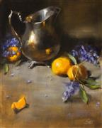 Still Life art,Classical art,Realism art,Representational art,oil painting,September Reflections