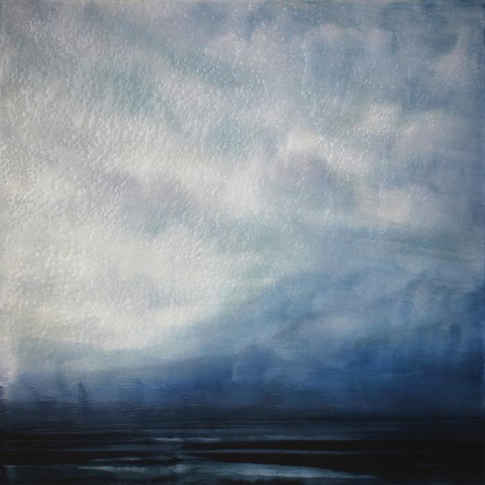 Discover Original Art by Brian Sostrom | Mist acrylic painting | Art for Sale Online at UGallery
