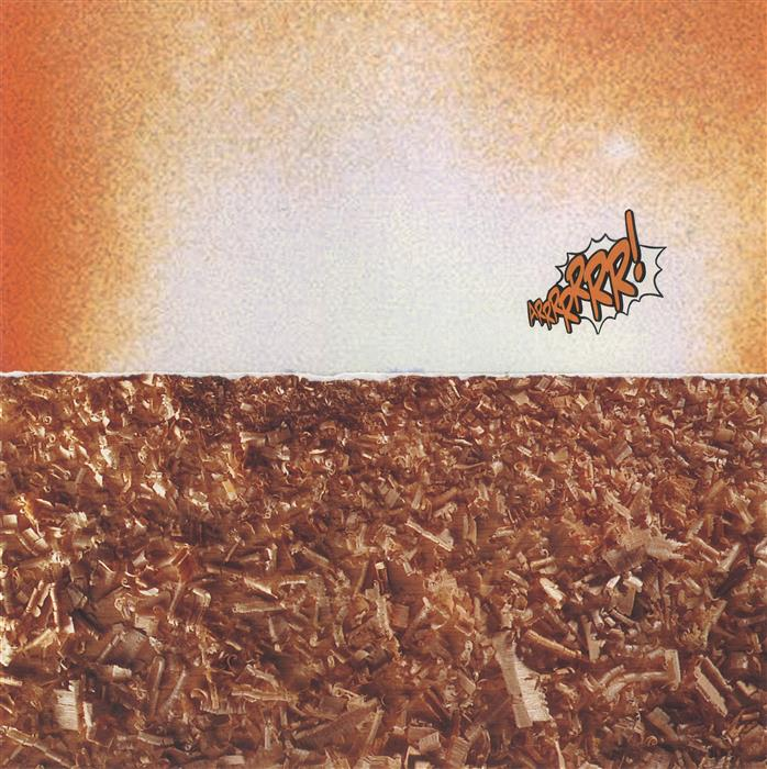 Discover Original Art by David Lavine | Landscape (Arrrrrrr!) mixed media artwork | Art for Sale Online at UGallery