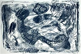 Abstract art,Expressionism art,Non-representational art,printmaking,Sling Shot