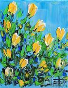 Nature art,Flora art,Representational art,oil painting,Nature's Gift