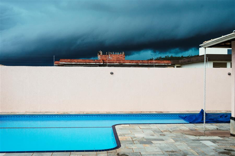 Original art for sale at UGallery.com | Coming Summer Storm by GUSTAVO MINAS | $145 |  | ' h x ' w | http://www.ugallery.com/photography-coming-summer-storm