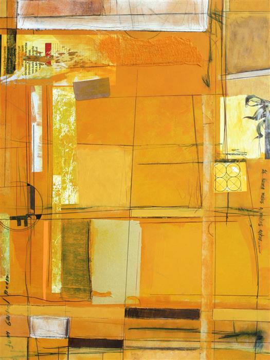 "Discover Original Art by Juan Gabriel Peréz Botero ""JUGA"" | Se Llaman Malos a Muchos Actos mixed media artwork | Art for Sale Online at UGallery"