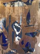 Abstract art,Non-representational art,Modern  art,acrylic painting,Mangata 33