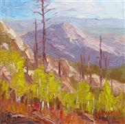 Impressionism art,Landscape art,Western art,Representational art,oil painting,Spring Renewal