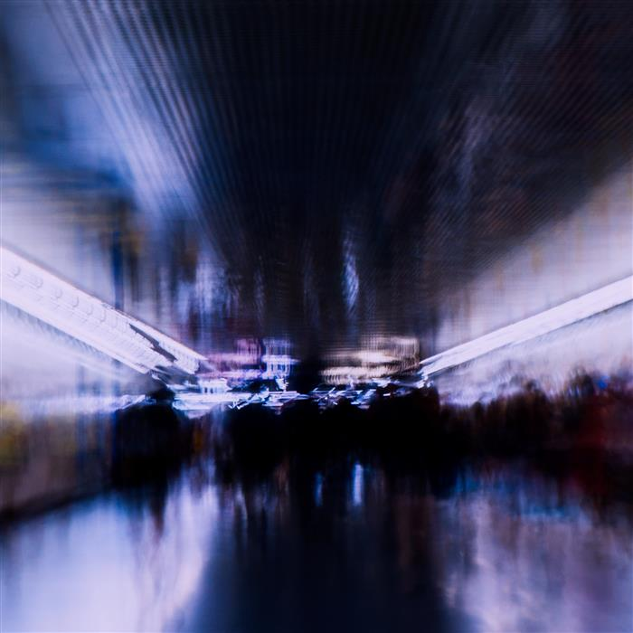Original art for sale at UGallery.com | Subway by RAFAL  KIJAS | $325 |  | ' h x ' w | http://www.ugallery.com/photography-subway