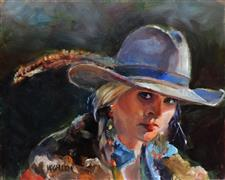 People art,Western art,Fashion art,Representational art,oil painting,River Country