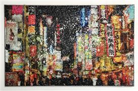 Architecture art,Expressionism art,Pop art,Travel art,Street Art art,Representational art,other media,Tokyo