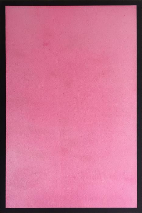 Original art for sale at UGallery.com | Pink Painting by DANIIL ALIKOV | $1,425 | Mixed media artwork | 36' h x 24' w | http://www.ugallery.com/mixed-media-artwork-pink-painting