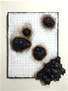 Abstract art,Street Art art,Non-representational art,Modern  art,mixed media artwork,Cancerous Board