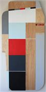 Abstract art,Non-representational art,Modern  art,mixed media artwork,UrbanSurf2