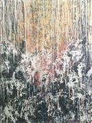 Abstract art,Non-representational art,acrylic painting,The Clearing