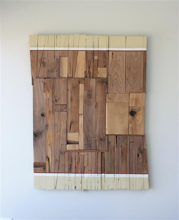 Original art for sale at UGallery.com | Auburn3 by SCOTT TROXEL | $1,775 | Mixed media artwork | 31.25' h x 24' w | http://www.ugallery.com/mixed-media-artwork-auburn3