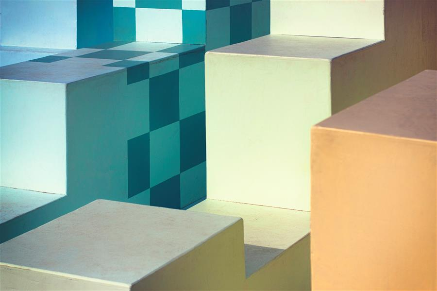 Original art for sale at UGallery.com | The Geometry of Right Angles by ILYA KHUROSHVILI | $145 |  | ' h x ' w | http://www.ugallery.com/photography-the-geometry-of-right-angles