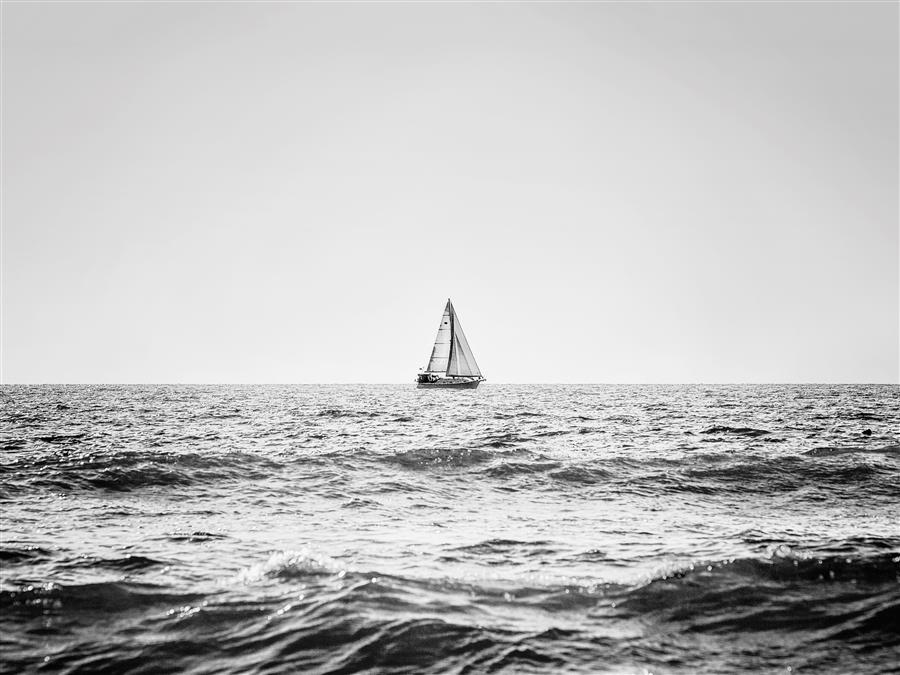 Discover Original Art by Stephanie Sherman | Sailing the Open Sea photography | Art for Sale Online at UGallery