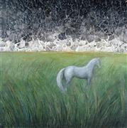 Animals art,Surrealism art,Representational art,mixed media artwork,I Wish You the Beauty of Storms