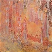 Abstract art,Non-representational art,mixed media artwork,Laurisilva