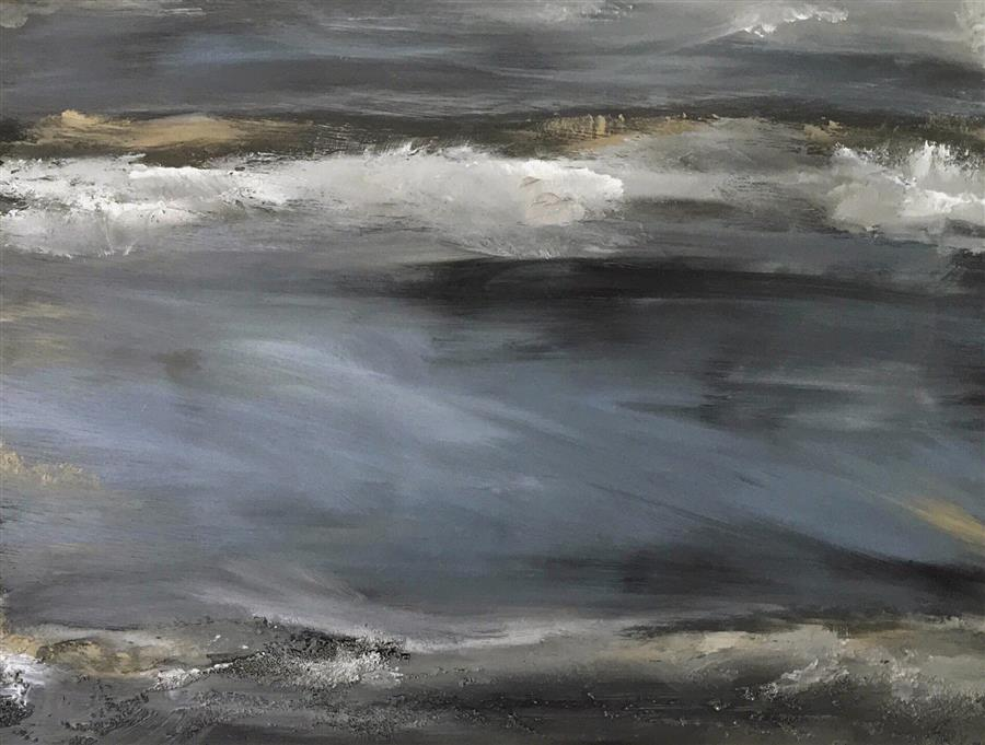 Discover Original Art by Michele Morata | Eternal III oil painting | Art for Sale Online at UGallery