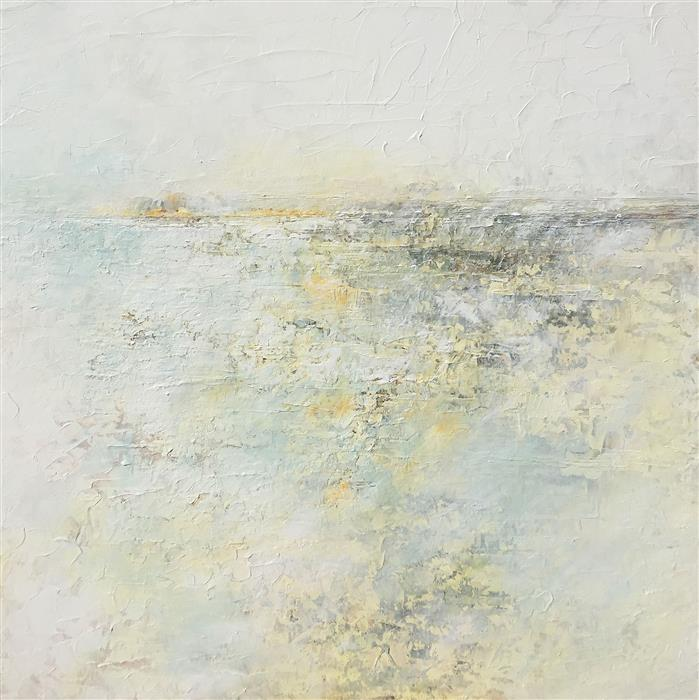 Discover Original Art by Ruth LaGue | Rain acrylic painting | Art for Sale Online at UGallery
