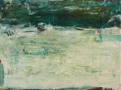 Abstract art,Non-representational art,Modern  art,oil painting,In the Traffic of Our Days, May We Attend to Each Thing