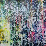 Abstract art,Expressionism art,Street Art art,Non-representational art,oil painting,A Lot to Say