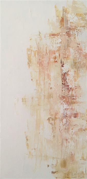 Original art for sale at UGallery.com | Like Rain in the Desert by MORGAN FITE | $400 | Oil painting | 24' h x 12' w | http://www.ugallery.com/oil-painting-like-rain-in-the-desert