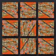 Abstract art,Non-representational art,Modern  art,mixed media artwork,Partida (287a)
