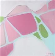 Abstract art,Non-representational art,acrylic painting,Bird's Eye