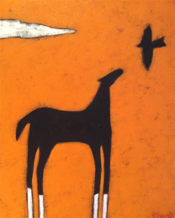 Discover Original Art by Jaime Ellsworth   Flight oil painting   Art for Sale Online at UGallery