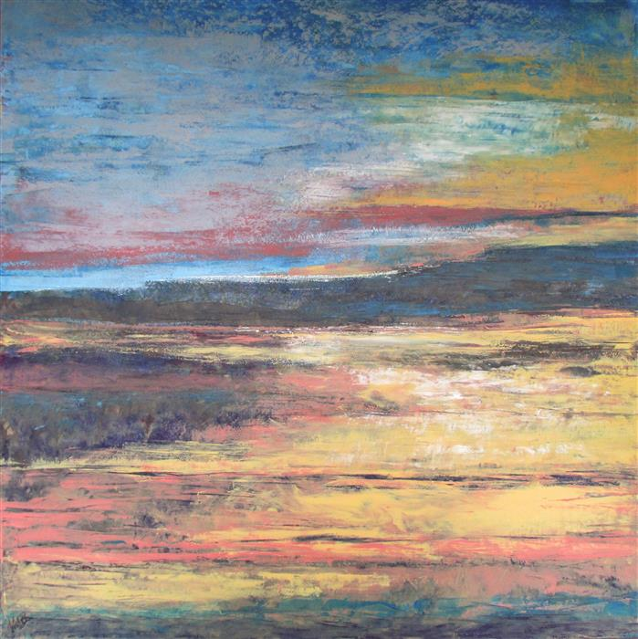 Discover Original Art by Valerie Berkely | That Time of Day oil painting | Art for Sale Online at UGallery