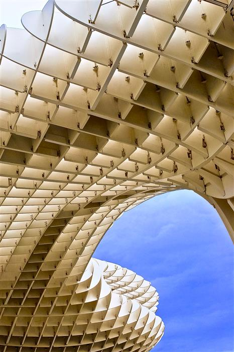 Discover Original Art by Ronald Erskine | Metropol Parasol photography | Art for Sale Online at UGallery