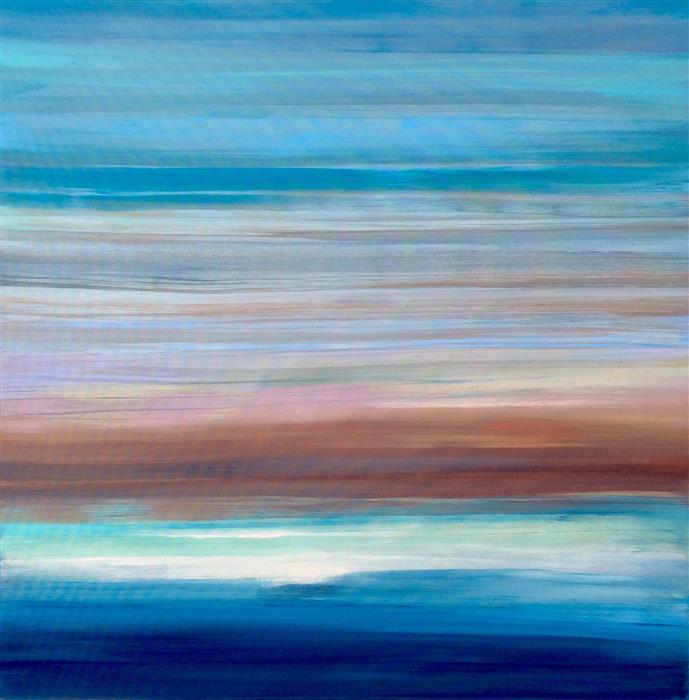 Discover Original Art by Alicia Dunn | Ella's Landscape acrylic painting | Art for Sale Online at UGallery