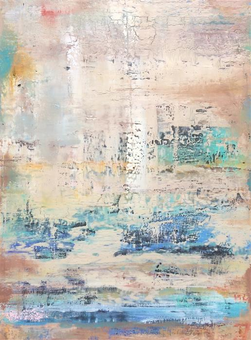Discover Original Art by Alicia Dunn | Engaging Memory acrylic painting | Art for Sale Online at UGallery