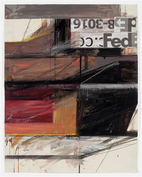 Discover Original Art by Peter Hoss | Composition A mixed media artwork | Art for Sale Online at UGallery