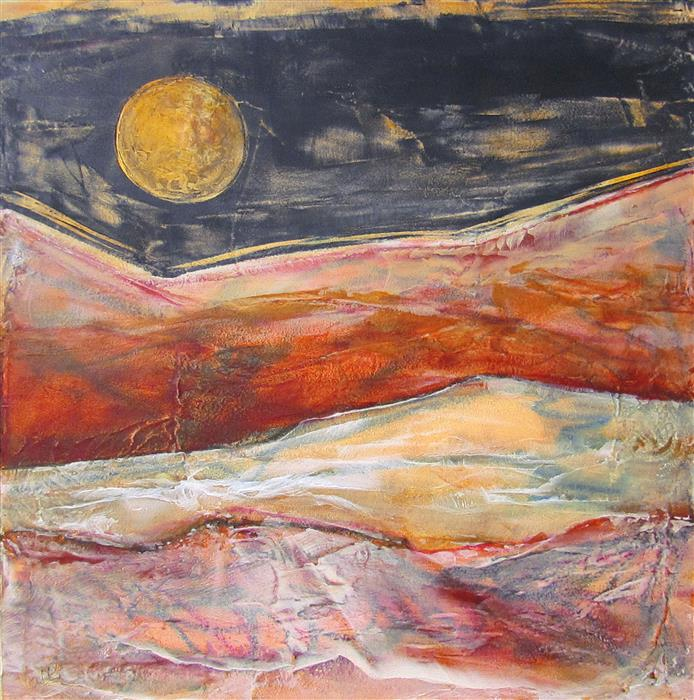 Discover Original Art by Valerie Berkely   Jasper Moon oil painting   Art for Sale Online at UGallery
