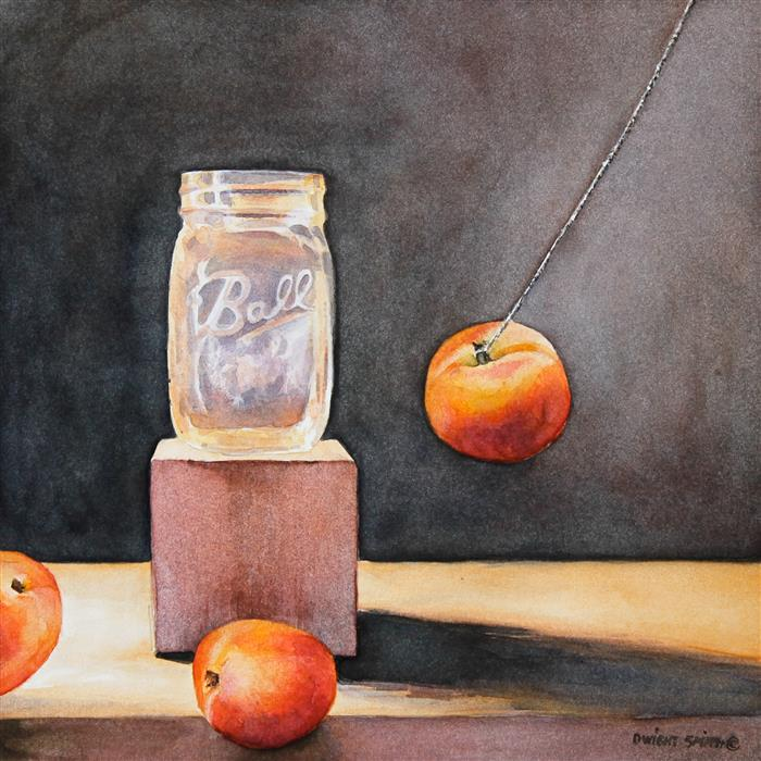 Discover Original Art by Dwight Smith | Freestone watercolor painting | Art for Sale Online at UGallery