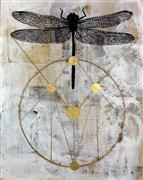 Animals art,Representational art,Vintage art,encaustic artwork,Self Realization